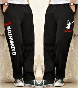 Sweathose Badminton Federball Sport Sporthose Trainingshose personalisiert