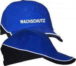 Wachschutz Caps Sicherheitsdienst Wachmeister Wächter Security bedruckte Mütze