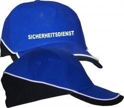 Sicherheitsdienst Cap Basecap Mütze
