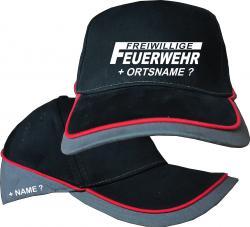 Freiwillige Feuerwerhr Wunschtext Cap Feuerwehr FFW Kopfbedeckung