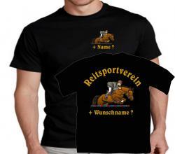 T-Shirt Reitclub Reitverein Reiten Jacke Reiterhof Reitershop