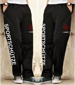 Sportschütze Hose Joggpants Sweathose Bogensport Schütze Bogenschießen