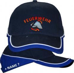 Feuerwehr Cap Firefighter Ausrüstung Wehr Bekleidung Helm Feuer Mütze Basecap