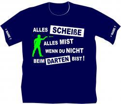 Dartshirt, T-Shirt,Dartclub, Vereinsshirts, Darten, Kneipe, Flights