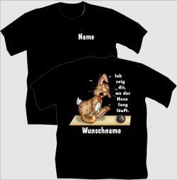 T-Shirt Shirt Bowling Pin Kugelsportart Bowlingbahn Kegel Strike Spareball