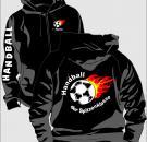 Kapuzenjacke Handball Motiv 10