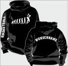 Kapuzen-Sweatshirt Basketball Motiv 10