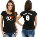 Girlie-Shirt Handball Motiv 10