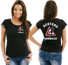 Girlie-Shirt Handball Motiv 21