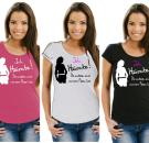 Girlie-Shirt Junggellenabschied Motiv 2