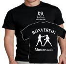 T-Shirt Boxen Motiv 2