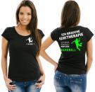 Girlie-Shirt Handball Motiv 30