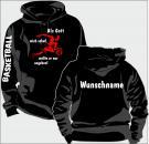 Kapuzen-Sweatshirt Basketball Motiv 4