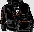 Kapuzen-Sweatshirt Skisport Motiv 5